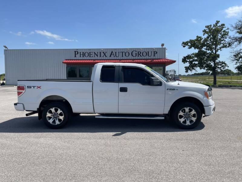 2013 Ford F-150 for sale at PHOENIX AUTO GROUP in Belton TX