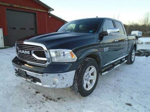 2015 RAM Ram Pickup 1500 for sale at Celtic Cycles in Voorheesville NY