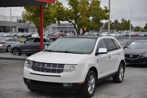 2010 Lincoln MKX for sale at Motor Car Concepts II - Colonial Location in Orlando FL