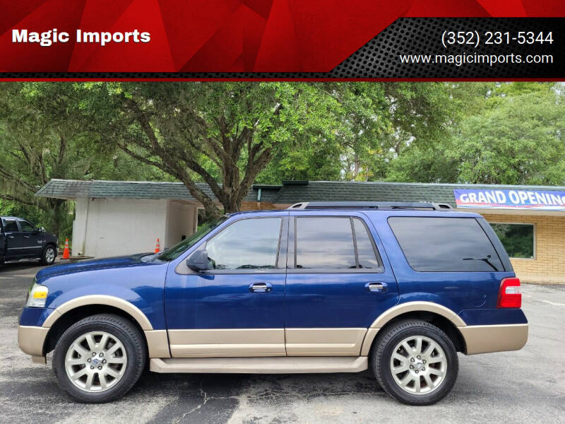 2011 Ford Expedition for sale at Magic Imports in Melrose FL