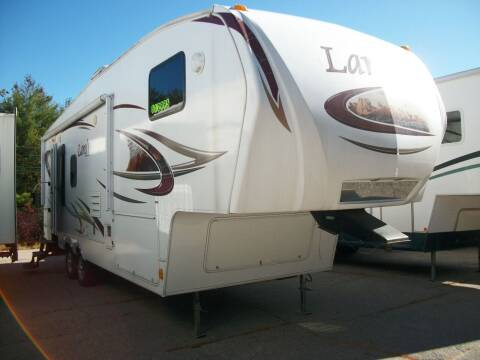 2010 Keystone Laredo 266 for sale at Olde Bay RV in Rochester NH