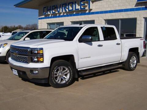 2014 Chevrolet Silverado 1500 for sale at Tyndall Motors in Tyndall SD