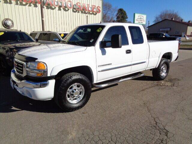 2007 GMC Sierra 2500HD Classic for sale at De Anda Auto Sales in Storm Lake IA