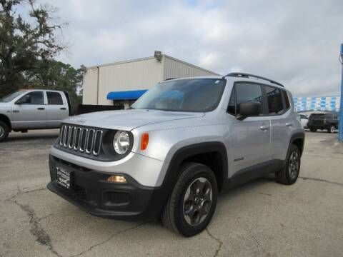 2017 Jeep Renegade for sale at Quality Investments in Tyler TX