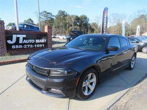 2017 Dodge Charger for sale at J T Auto Group in Sanford NC