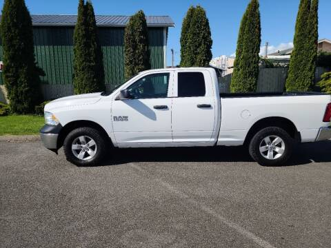 2016 RAM Ram Pickup 1500 for sale at AUTOTRACK INC in Mount Vernon WA