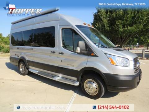 2019 Ford Transit Cargo for sale at HOPPER MOTORPLEX in Mckinney TX