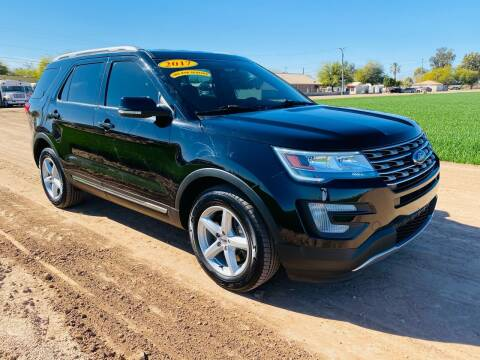 2017 Ford Explorer for sale at A AND A AUTO SALES in Gadsden AZ