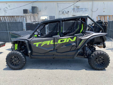 2021 Honda Talon 1000X-4 for sale at Powersports of Palm Beach in Hollywood FL
