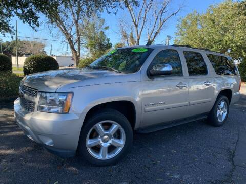 2008 Chevrolet Suburban for sale at Seaport Auto Sales in Wilmington NC