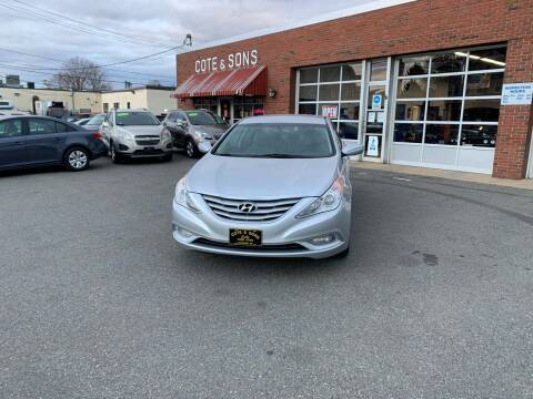2013 Hyundai Sonata for sale at Cote & Sons Automotive Ctr in Lawrence MA