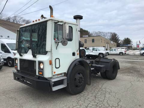 2007 Mack MR688P for sale at J.W.P. Sales in Worcester MA