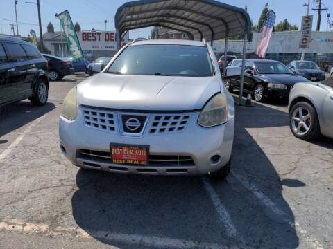 2008 Nissan Rogue for sale at Best Deal Auto Sales in Stockton CA