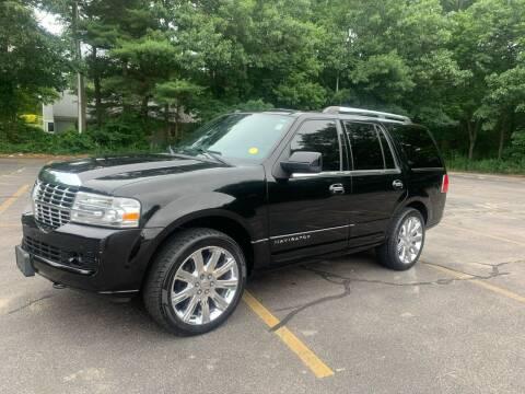 2011 Lincoln Navigator for sale at Pristine Auto in Whitman MA