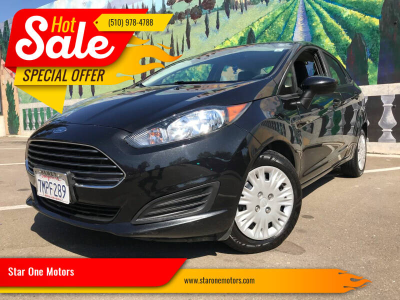 2015 Ford Fiesta for sale at Star One Motors in Hayward CA
