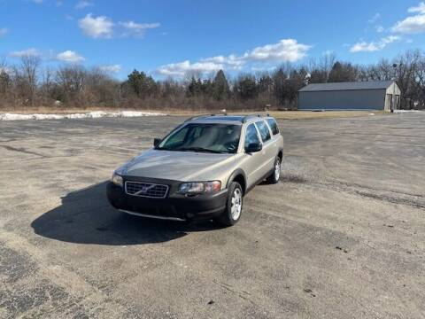 2001 Volvo V70 for sale at Caruzin Motors in Flint MI