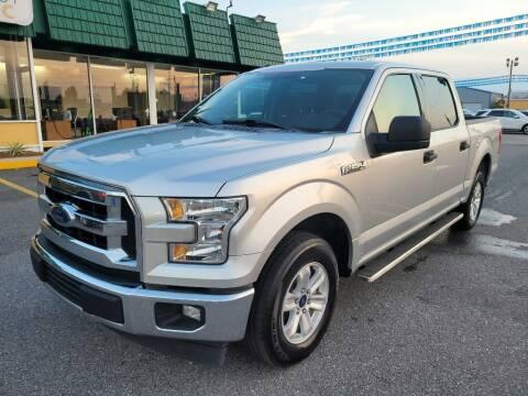 2017 Ford F-150 for sale at Southeast Auto Inc in Baton Rouge LA