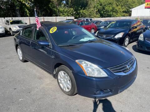2012 Nissan Altima for sale at Auto Revolution in Charlotte NC