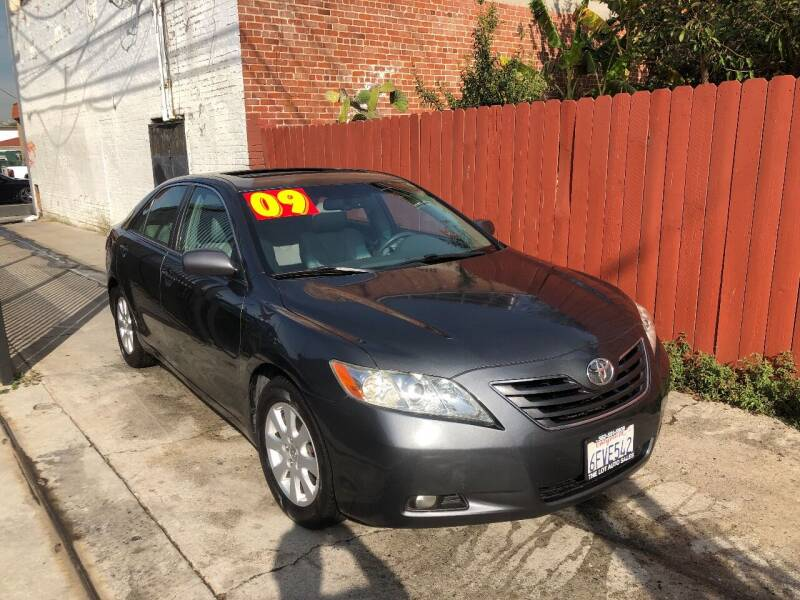 2009 Toyota Camry for sale at The Lot Auto Sales in Long Beach CA