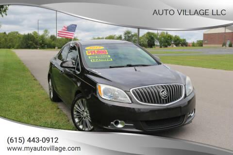2012 Buick Verano for sale at AUTO VILLAGE LLC in Lebanon TN