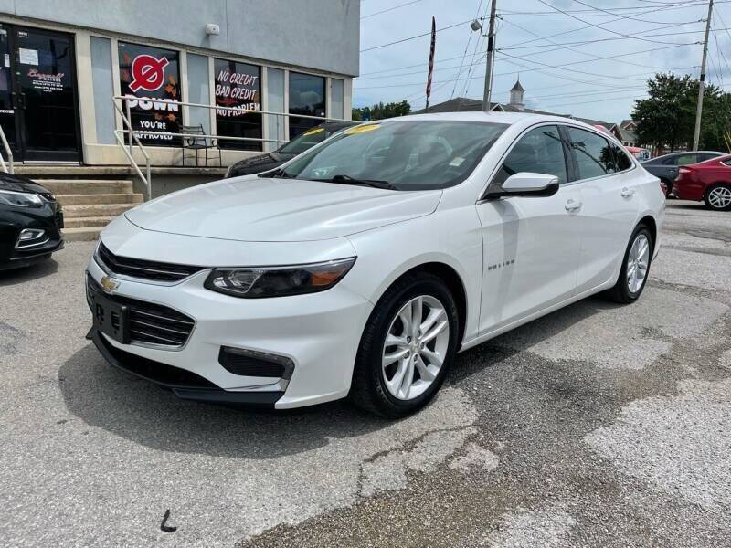 2017 Chevrolet Malibu for sale at Bagwell Motors in Lowell AR