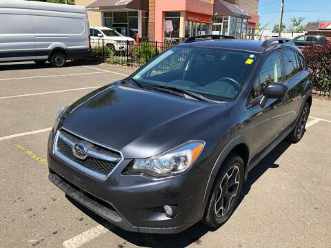 2014 Subaru XV Crosstrek for sale at MAGIC AUTO SALES in Little Ferry NJ