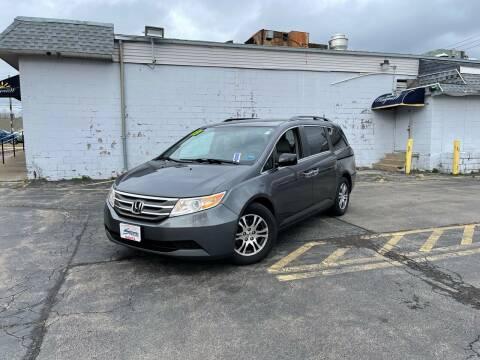 2013 Honda Odyssey for sale at Santa Motors Inc in Rochester NY