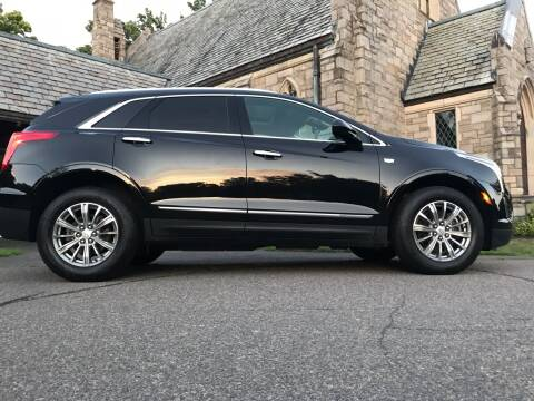 2017 Cadillac XT5 for sale at Reynolds Auto Sales in Wakefield MA
