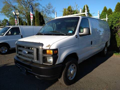 2013 Ford E-Series Cargo for sale at P J McCafferty Inc in Langhorne PA
