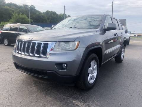2012 Jeep Grand Cherokee for sale at Instant Auto Sales in Chillicothe OH