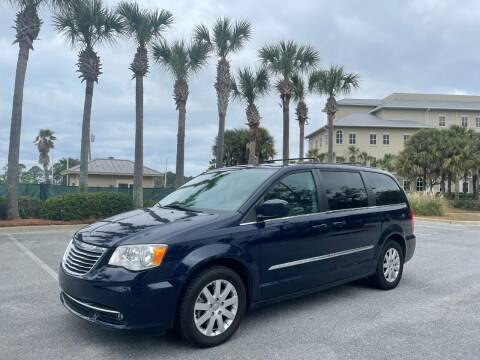 2015 Chrysler Town and Country for sale at Gulf Financial Solutions Inc DBA GFS Autos in Panama City Beach FL
