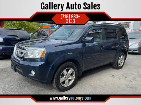 2010 Honda Pilot for sale at Gallery Auto Sales in Bronx NY