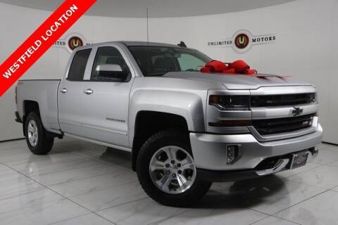 2016 Chevrolet Silverado 1500 for sale at INDY'S UNLIMITED MOTORS - UNLIMITED MOTORS in Westfield IN