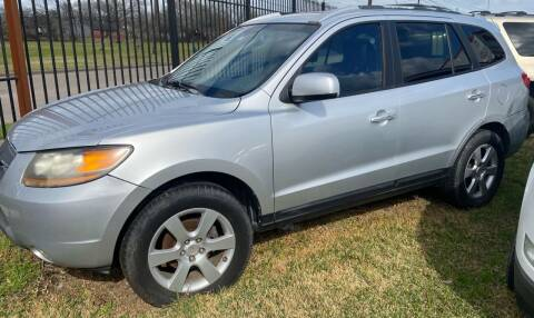 2009 Hyundai Santa Fe for sale at Ody's Autos in Houston TX