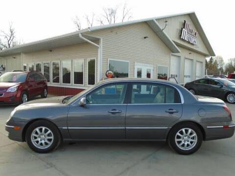 2008 Kia Amanti for sale at Milaca Motors in Milaca MN