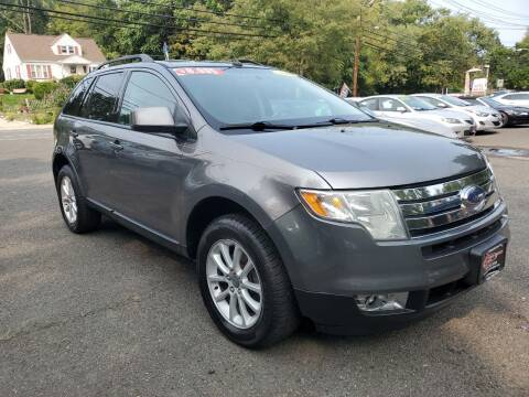 2009 Ford Edge for sale at CENTRAL GROUP in Raritan NJ