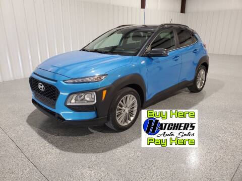 2018 Hyundai Kona for sale at Hatcher's Auto Sales, LLC - Buy Here Pay Here in Campbellsville KY