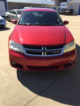 2012 Dodge Avenger for sale at New Rides in Portsmouth OH