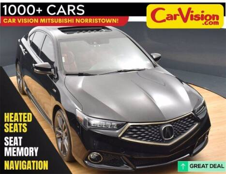 2019 Acura TLX for sale at Car Vision Buying Center in Norristown PA
