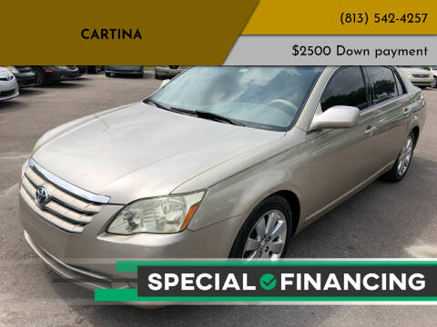 2007 Toyota Avalon for sale at Cartina in Tampa FL
