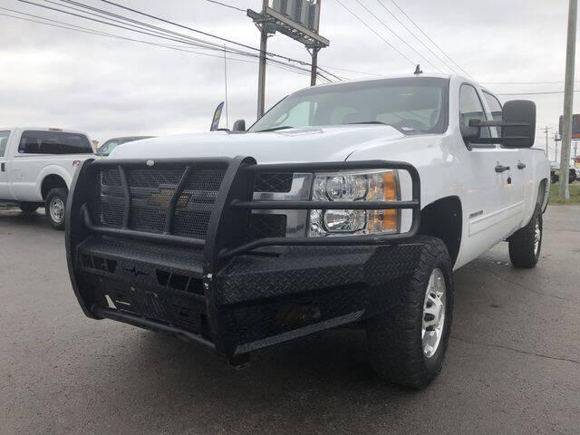 2011 Chevrolet Silverado 2500HD for sale at Instant Auto Sales in Chillicothe OH