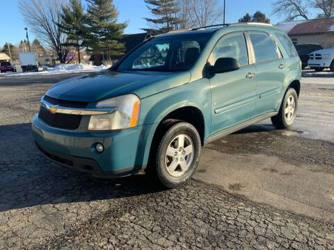 2008 Chevrolet Equinox for sale at Stein Motors Inc in Traverse City MI