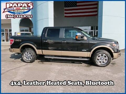2013 Ford F-150 for sale at Papas Chrysler Dodge Jeep Ram in New Britain CT