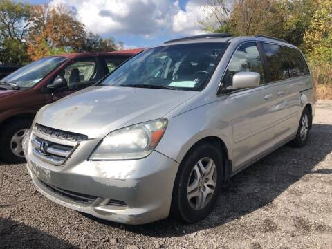 2006 Honda Odyssey for sale at Wolff Auto Sales in Clarksville TN