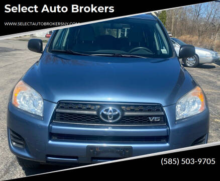 2010 Toyota RAV4 for sale at Select Auto Brokers in Webster NY