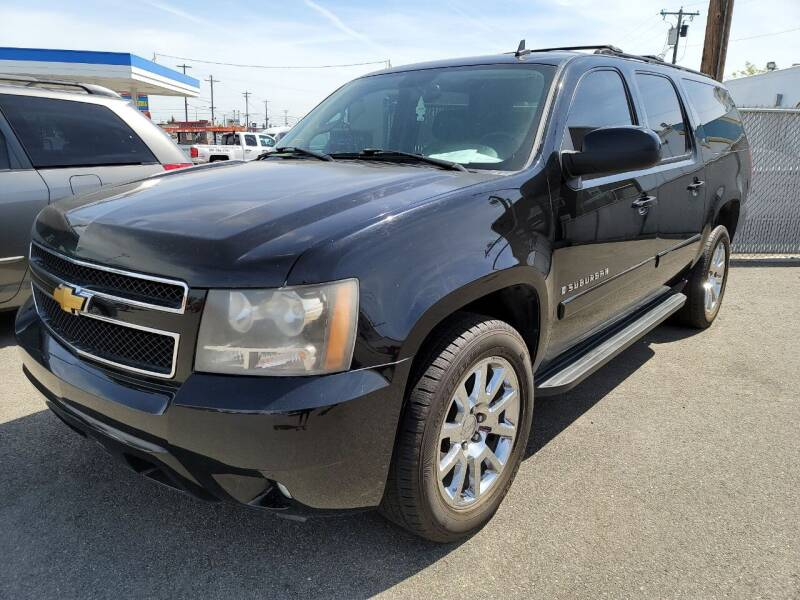 2007 Chevrolet Suburban for sale at Artistic Auto Group, LLC in Kennewick WA