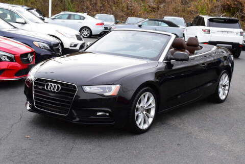 2014 Audi A5 for sale at Automall Collection in Peabody MA