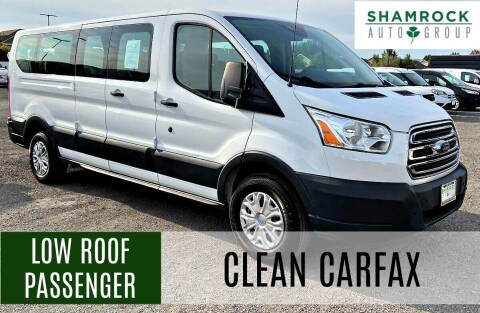 2015 Ford Transit Passenger for sale at Shamrock Group LLC #1 in Pleasant Grove UT