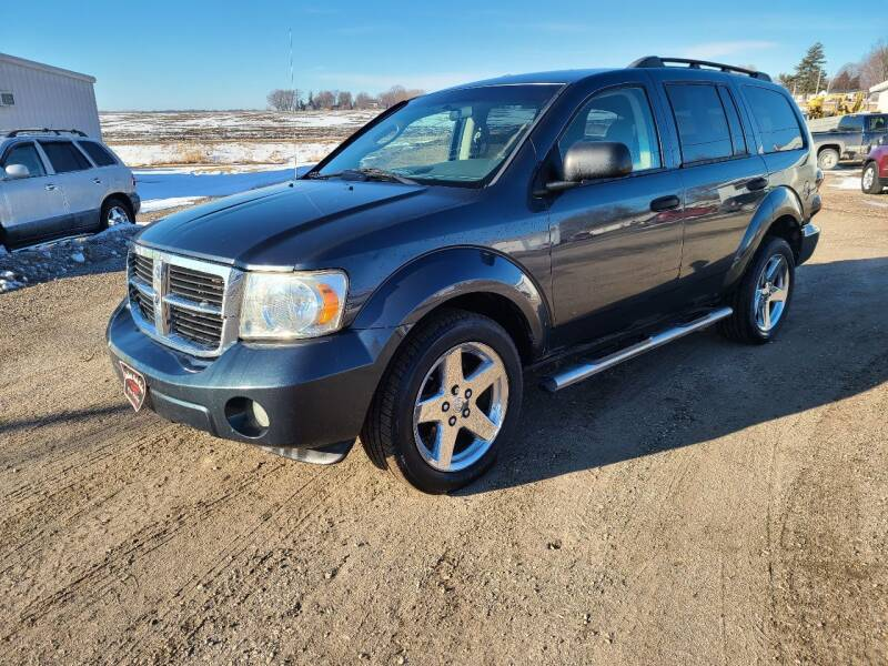 2008 Dodge Durango for sale at BROTHERS AUTO SALES in Eagle Grove IA