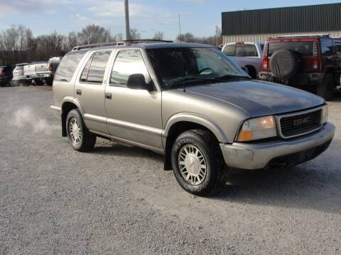 1998 GMC Jimmy for sale at Frieling Auto Sales in Manhattan KS